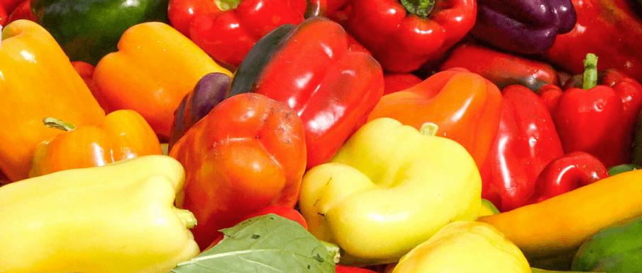 Peperonata – Ricette Al Microonde