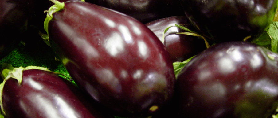 Purea di melanzane – Ricette al microonde
