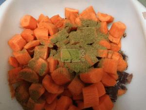 Zuppa di Carote - Ricette al Microonde 3