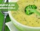 Zuppa di Broccoli al Microonde