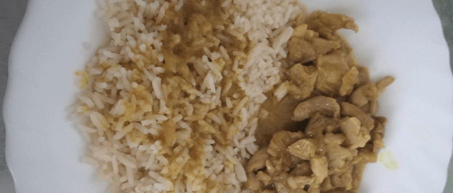 Pollo Al Curry Al Microonde – Ricette Al Microonde