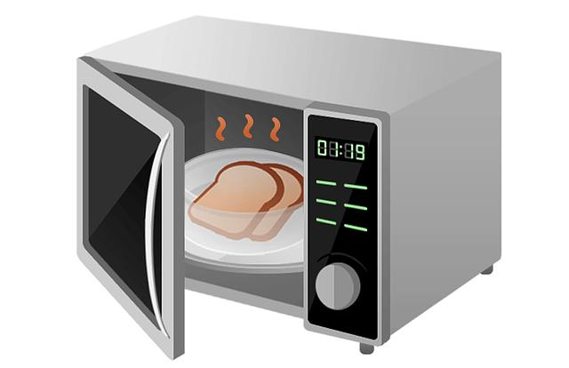 come riscaldare al microonde